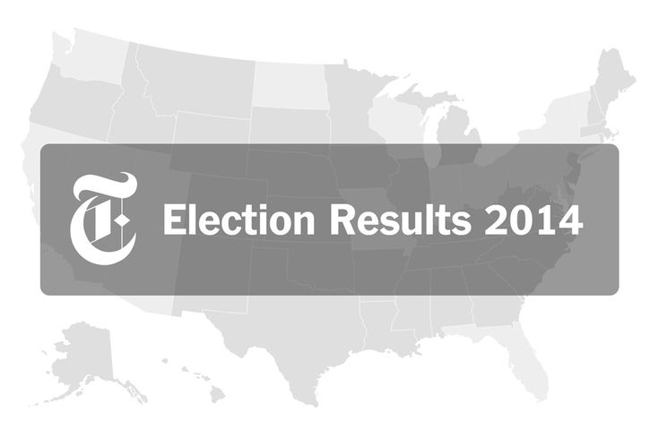 Election results for the New York midterm elections 2014