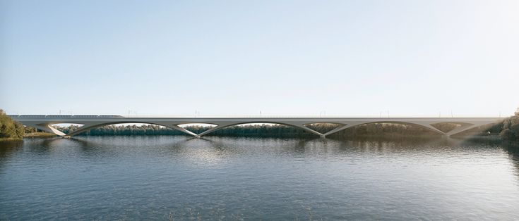 HS2 reveals 3.4km Colne Valley viaduct design