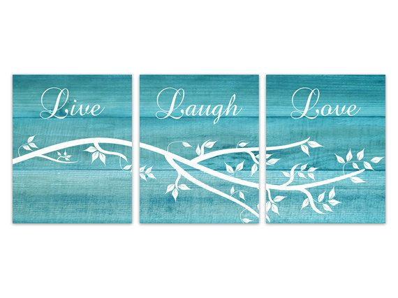 Aqua Wall Decor teal wall decor | roselawnlutheran