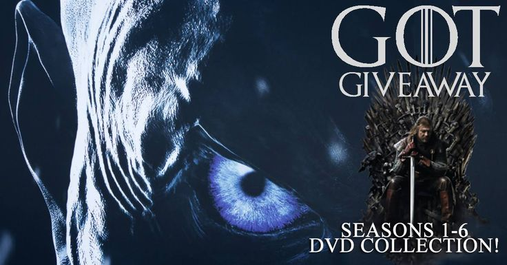 #Win the ENTIRE #GameofThrones DVD Collection LEARN HOW! #Kindle #amreading