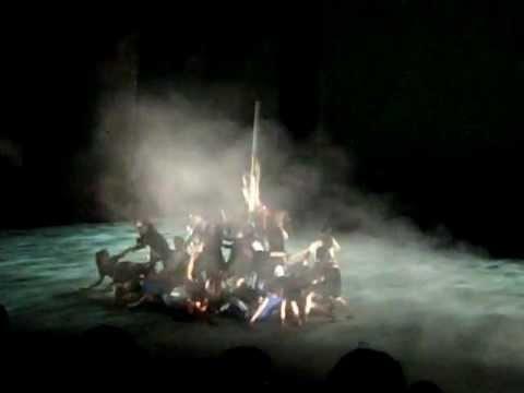 Accademia di danza di Roma - Omaggio a Kantor