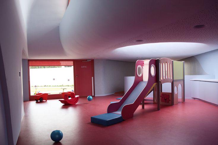 Gallery - Sarreguemines Nursery / Michel Grasso + Paul Le Quernec - 10