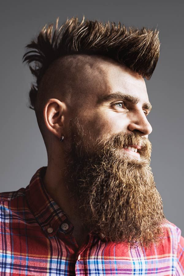Meet The Versatile Variations Of The Daring Mohawk Haircut Mohawk Hairstyles Men Mens Hairstyles Mohawk Hairstyles