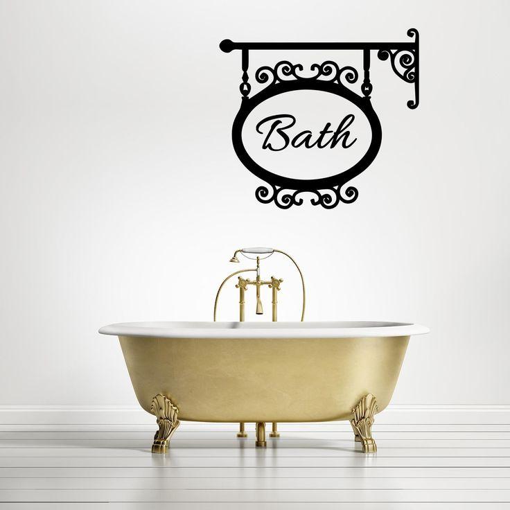 Adesivi da parete Bath Sign Wall Sticker Adesivo da Muro https://www.adesiviamo.it/prodotto/1268/Adesivi-da-parete/Adesivi-da-parete/Bath-Sign-Wall-Sticker-Adesivo-da-Muro.html