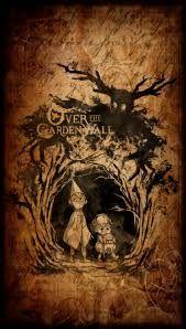 Resultado de imagen para over the garden wall wallpaper