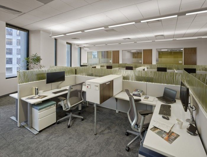 MKThink-The Nature Conservancy196725 use of custom(?) resin panels on workstations