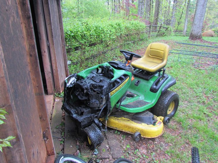 how to find short circuit in lawn tractor wiring