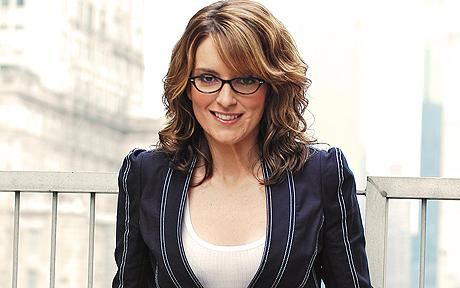 Tina Fey, love her. We have equally badass scars