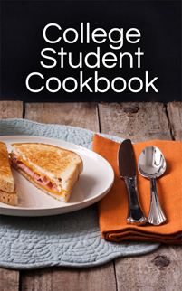 College Student Cookbook by Moms Have Questions Too -- Just $9.50 on Amazon!