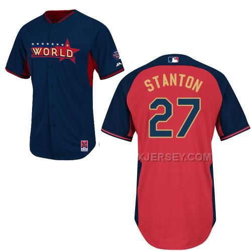 http://www.xjersey.com/world-27-stanton-blue-2014-future-stars-bp-jerseys.html WORLD 27 STANTON BLUE 2014 FUTURE STARS BP JERSEYS Only $36.00 , Free Shipping!