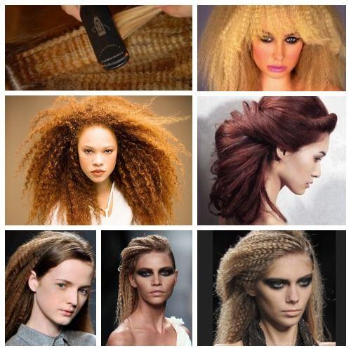 Come fare i capelli frisè o afro style!