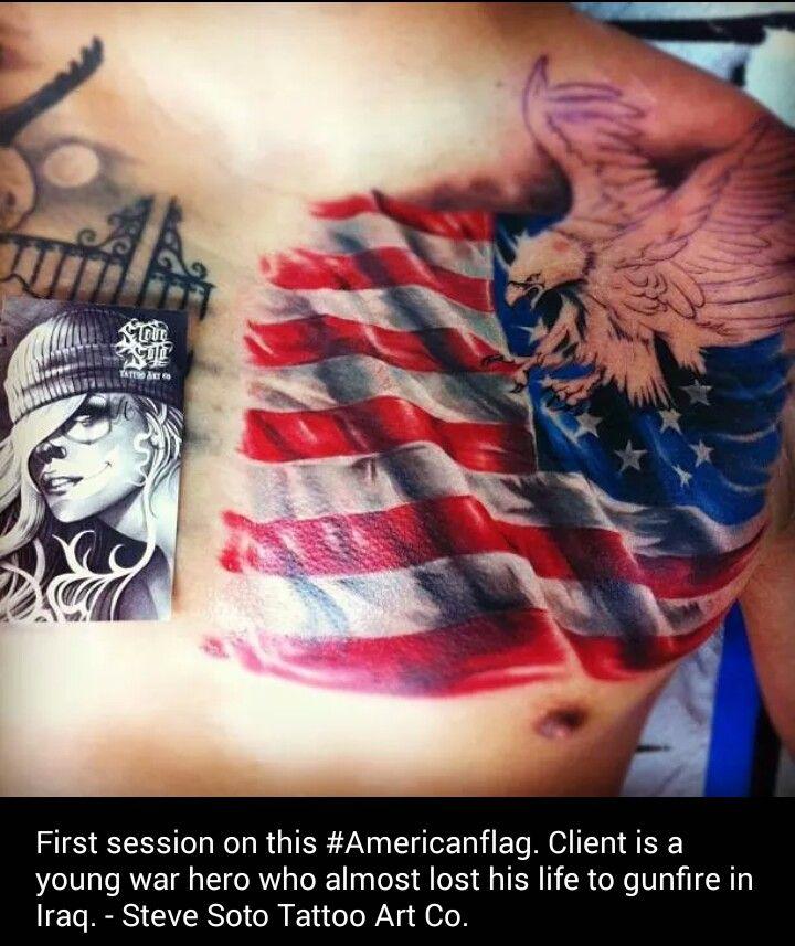 Tattoo by Steve Soto