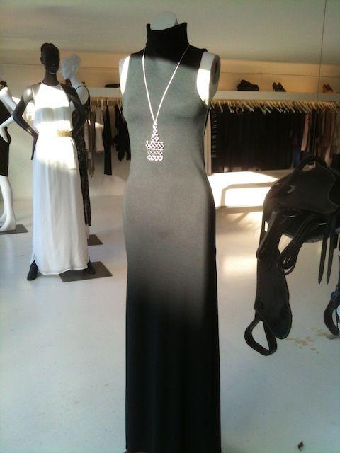 #fashion #halstonnecklace #hurlington #dress #tkstore