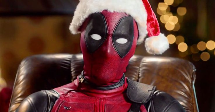 "Watch Deadpool & Weasel Tease New Film Trailer - And Break the Fourth Wall - The Merc With a Mouth and Weasel get into the holiday spirit with a promo for the Christmas premiere of the new ""Deadpool"" trailer."