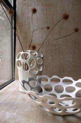Ceramics - Elke Bauer  germanstreetteam.blogspot.com                                                                                                                                                                                 Mehr