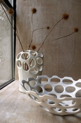 Ceramics - Elke Bauer  germanstreetteam.blogspot.com