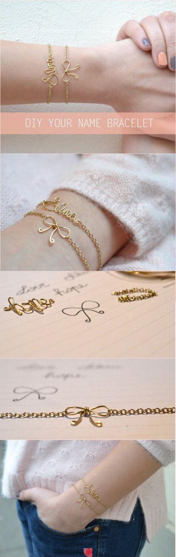 Un DIY pour créer son bracelet #mapauseentrecopines