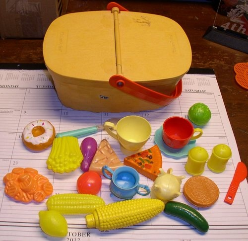 Toys R Us Hand Basket : Images about play food and kitchens on pinterest