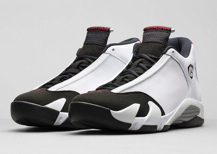 """Air Jordan 14 """"Black Toe"""""""