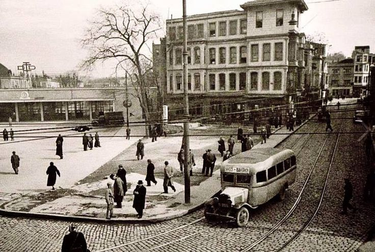 Sirkeci 1950