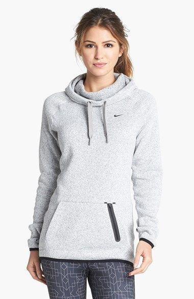 Free shipping and returns on Nike 'Hypernatural' Therma-FIT Pullover Hoodie at Nordstrom.com. Insulated, double-brushed Therma-FIT microfleece fabric forms a made-to-move pullover topped with a funnel hood that ensures cold won't keep you from the track or trail.
