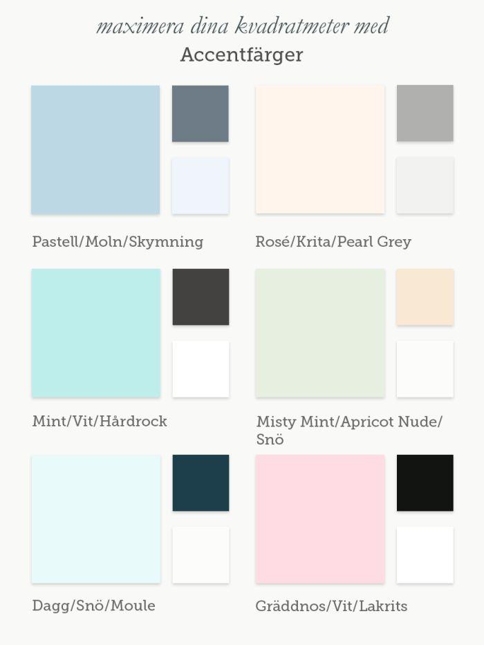 färger som får ditt rum att se större ut