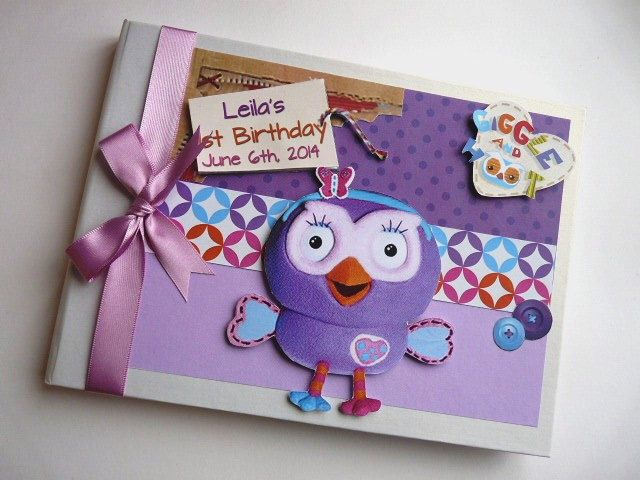 First Birthday Guest Book Personalised Memory Book '1st Birthday' - any design by JSPersonaltouch on Etsy https://www.etsy.com/listing/190878347/first-birthday-guest-book-personalised