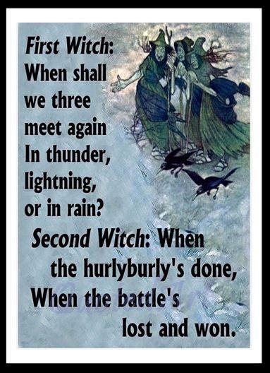 three witches macbeth instigators essay writer
