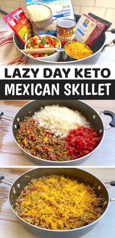 Cheesy Mexican Ground Beef Cauliflower Rice Recipe In 2020 Keto Recipes Dinner Keto Diet Recipes Keto Diet Food List