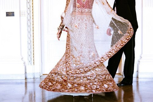 South Asian Bride & Groom
