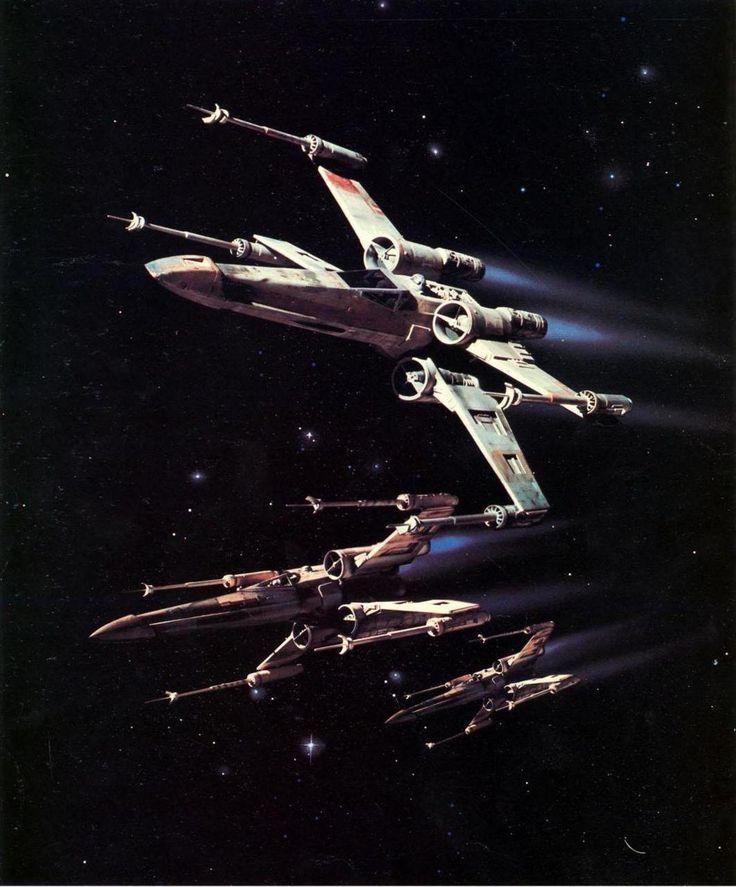 X-Wing squadron, #StarWars