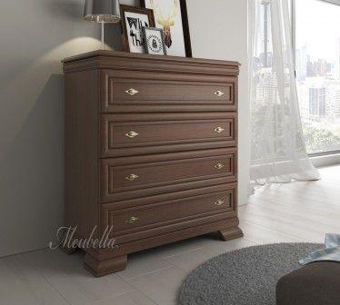17 beste idee n over slaapkamer dressoirs op pinterest ladekasten grijze slaapkamers en - Model slaapkamer ...