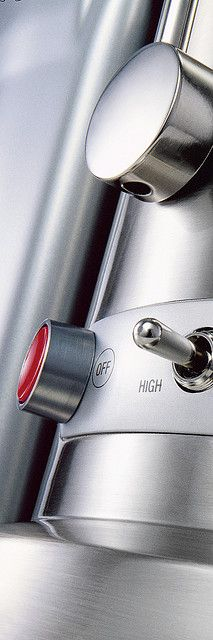 Breville Die Cast Juice Fountain Elite - control shot Product Design #productdesign