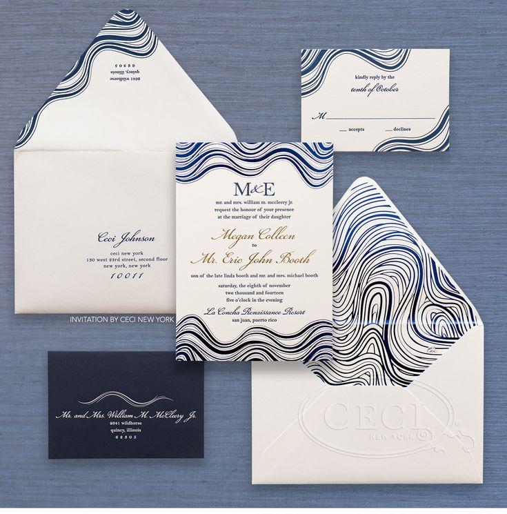 Montreal Wedding Invitations: 252 Best Ceci New York Invitations Images On Pinterest