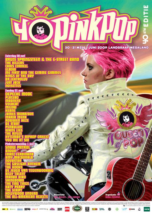 Pinkpop 2009