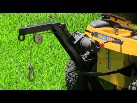 F Fa A C Ae Ca D Tractor Implements Tractor Attachments