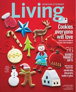 FREE Subscription to Martha Stewart Living Magazine on http://hunt4freebies.com