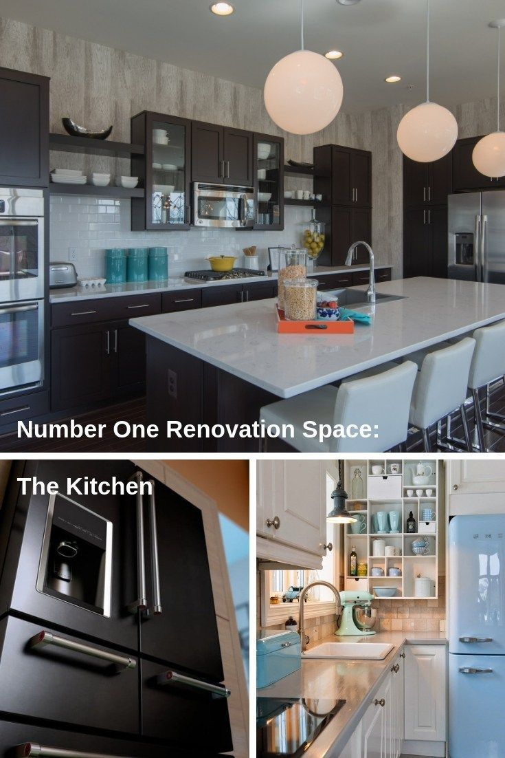 Home Improvements Trends With Best Roi Kitchen Remodel Kitchen Renovation Home Renovation