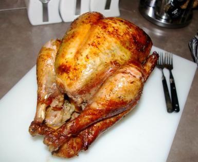 Herb Rotisserie Turkey - Regarding BBQ, Inc.
