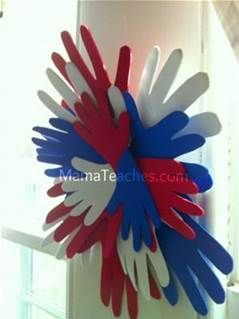 4th of july crafts for kids - Bing Images