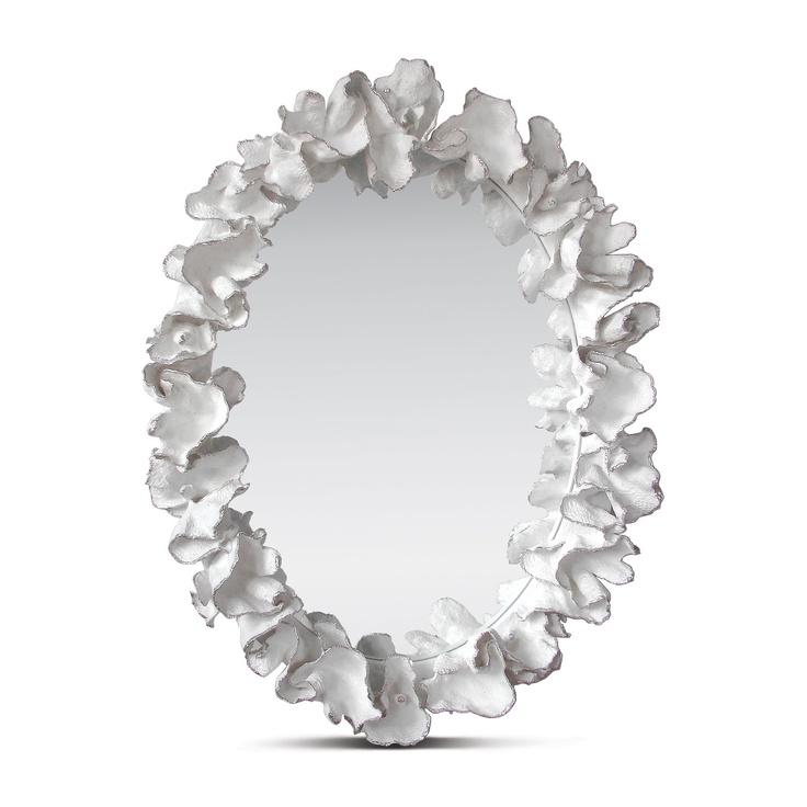 Coco: Decor, Mirror Mirror, Coral Mirror, Wall Mirrors, Google Search, Goods Coco, Leaf Coral, Photo, Coco Mirror