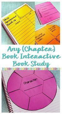 Do you use literature circles in your classroom? The any book interactive book study is perfect for literature circles, book studies, and flexible interactive reading comprehension strategies. My third graders love it! Also great for second grade and four