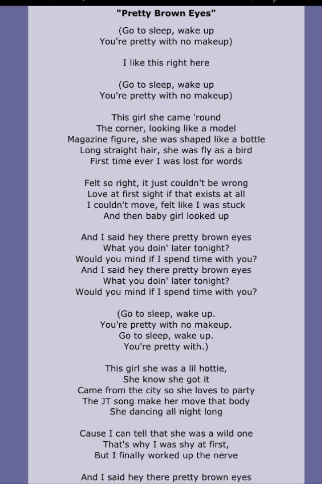 Lyric pretty girls lyrics : 289 best Song Lyrics Two images on Pinterest | Lyrics, Music ...