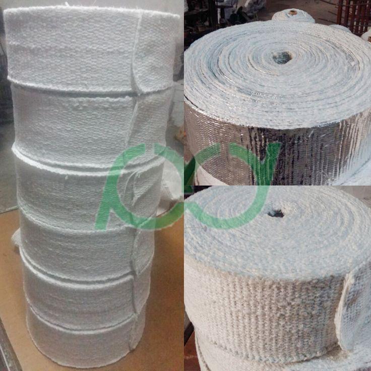 Ceramic fiber textiles ceramic fiber tape