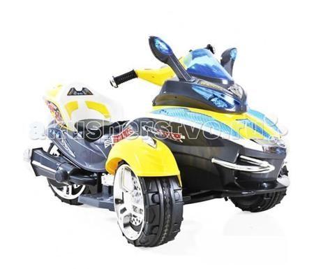 1 Toy Трицикл р/у  — 13790р. -----------------------------------  Аккумуляторная машина Трицикл со звуковыми эффектами. Управляемый автомобиль - это самая желанная игрушка для мальчиков. Машинка имеет максимально реалистичный вид, выполнена в ярких, привлекательных цветах, что делает её ещё более интересной. Машина оснащена звуковыми сигналами и музыкальным сопровождением. Во избежание проблем с эксплуатацией модель сопровождается подробной инструкцией на русском языке.  Особенности…