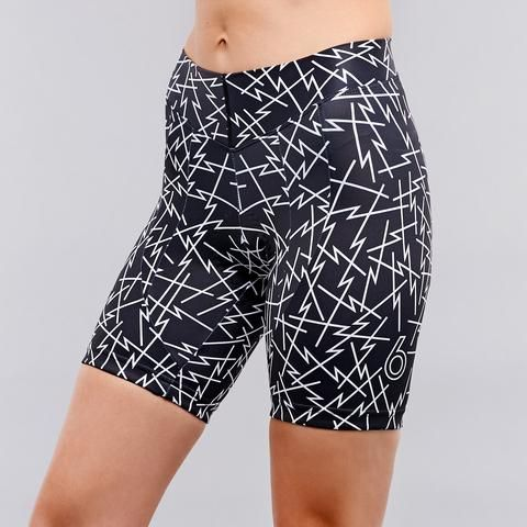 padded cycling shorts by Twin Six