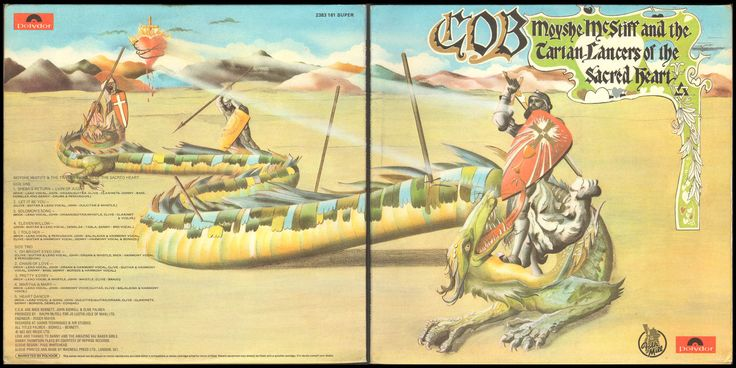 Want to hear one of the most unusual psychedelic folk albums ever? COB's Moyshe McStiff combines elements of Celtic and Jewish music. Find out more ...