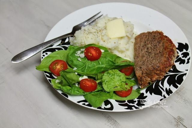 Italian Meatloaf from McCormick Spice and Giveaway! Best meatloaf ever ...