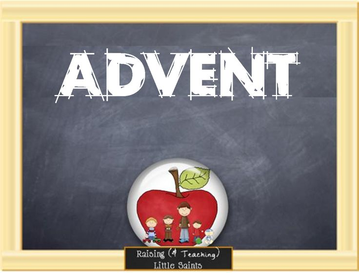 Raising (& Teaching) Little Saints | Catholic Homeschooling and Traditional Catholic: A Colossal Set of Resources for Advent