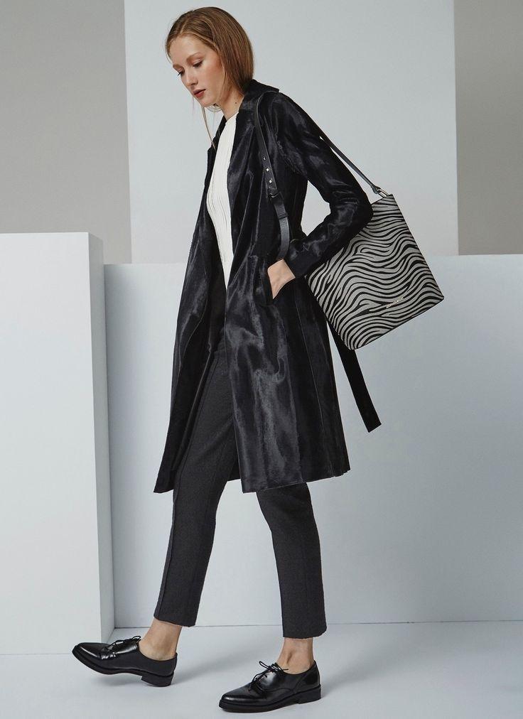 16 best adolfo images on pinterest adolfo dominguez for Adolfo dominguez womens coats
